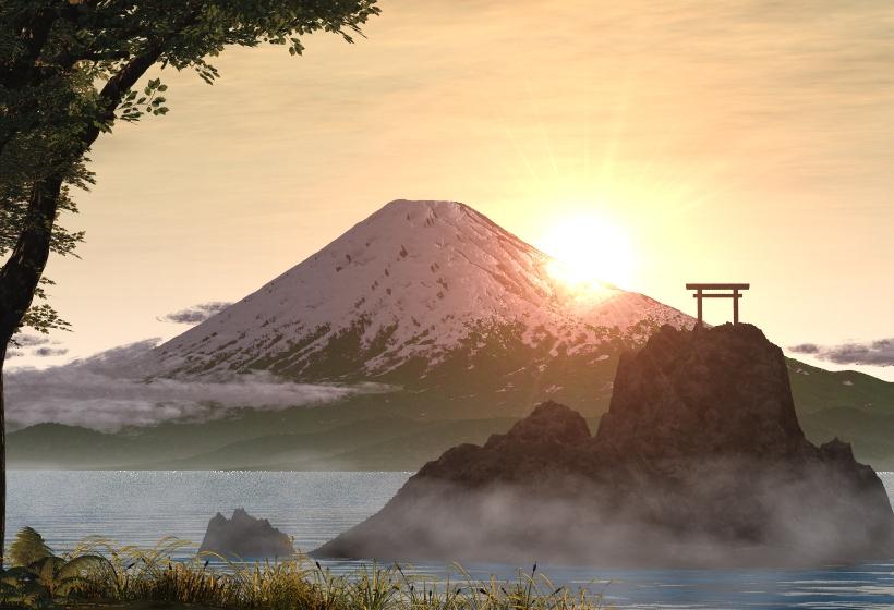 Fuji gennsou kouzu 2
