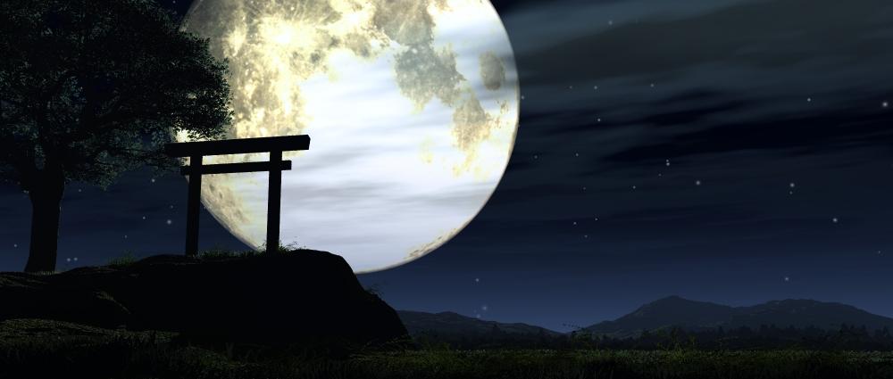 イラスト 24時間 イラスト : 日本の心」を主題に、3DCG ...